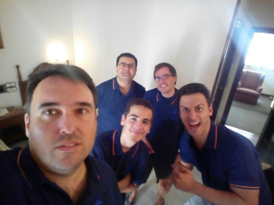 Equipo Reverté Albox 2014